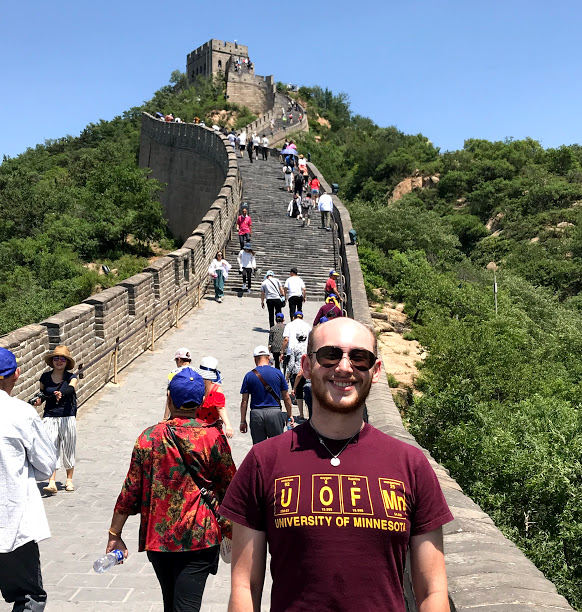 Great Wall of China_UMN Pride