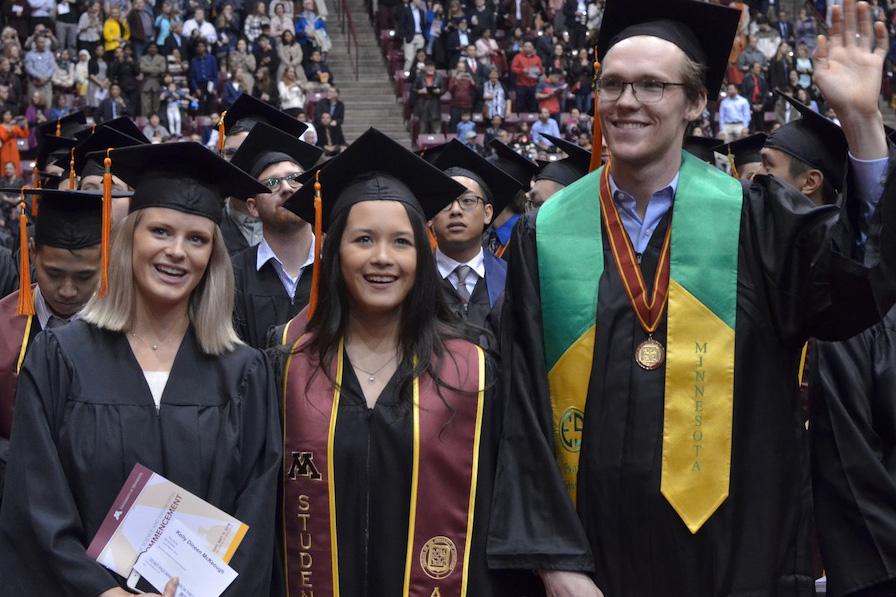 U Of M Graduation 2020.Cse Undergraduate Commencement Ceremony College Of Science