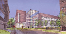 sketch of new physics and nanotechnology building