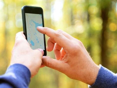 Iphone maps