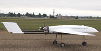 small unmanned airplane